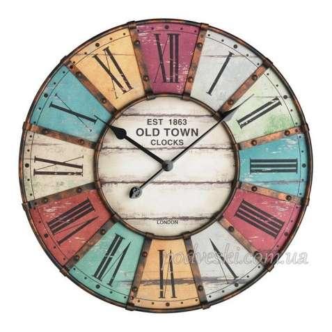 Настенные часы для дома и офиса TFA Германия