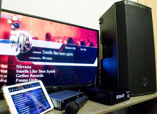 Караоке-система для дома Evolution Lite2 Plus от производителя!