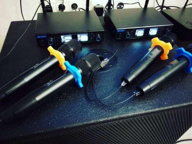 SE • 200D от производителя — лучшие микрофоны для караоке-вечеринки!