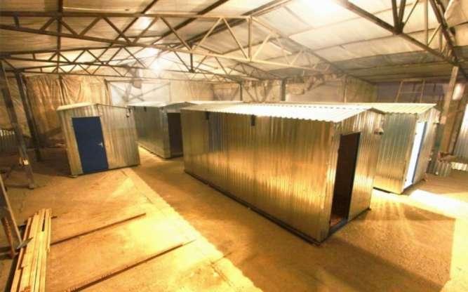 Бытовка строительная 6-мет(Вагонка).Доставка по Украине
