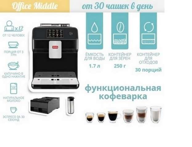 Аренда кофемашины для офиса Киев