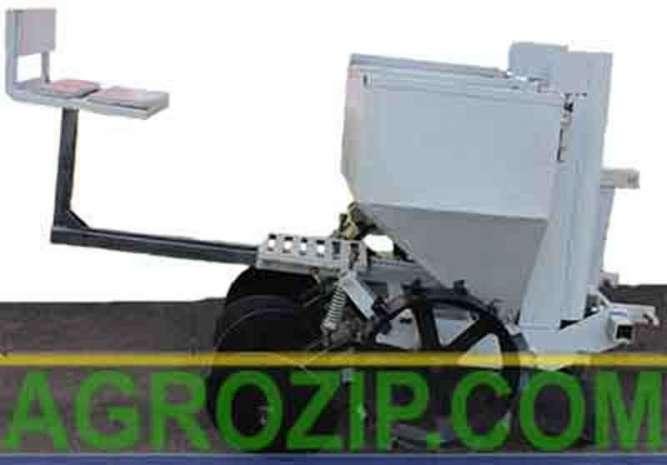 Картофелесажалка двухрядная Заря-2РМ к трактору