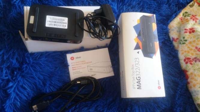 IPTV приставка MAG 322/323
