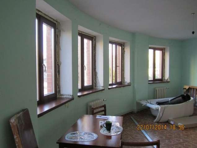 Деревянные окна в дом