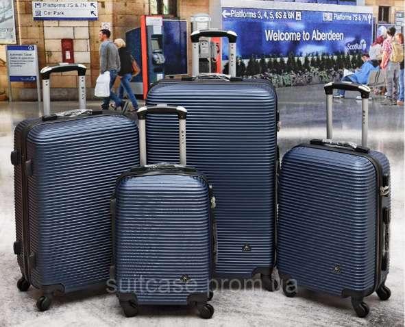 Чемоданы Fly 9124 Poland. Поликарбонат. чемодан сумки на колесах - зображення 7