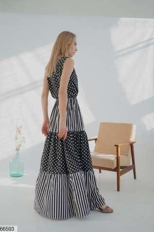 Летнее  платье с  принтом - зображення 4