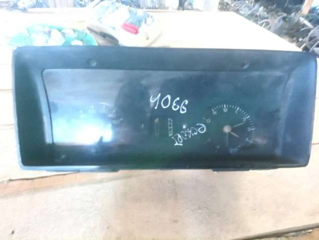 Dashboard complete meter ford escort mk 3 81ab-10841-bb