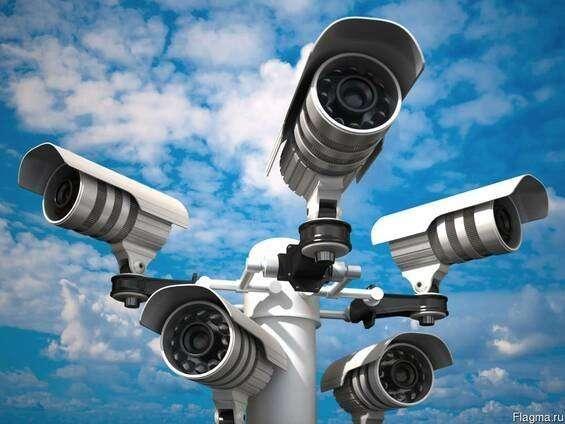 Система видеонаблюдения! 10% скидки на монтаж до 15.11