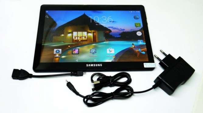 "10,1"" Планшет Samsung Galaxy Tab 2Sim - 8Ядер, 4/32Gb, GPS, Android"