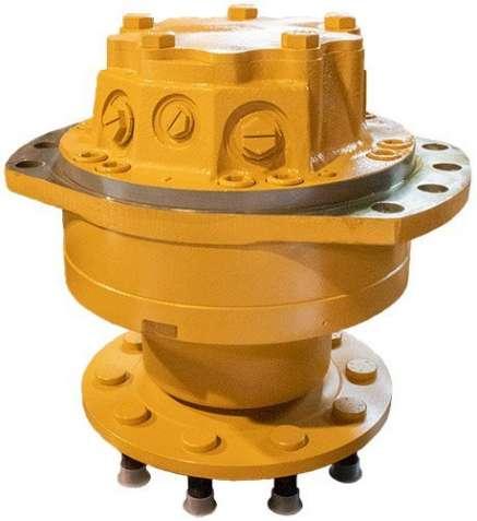 Ремонт гидромоторов опрыскивателей Poclain Hydraulics