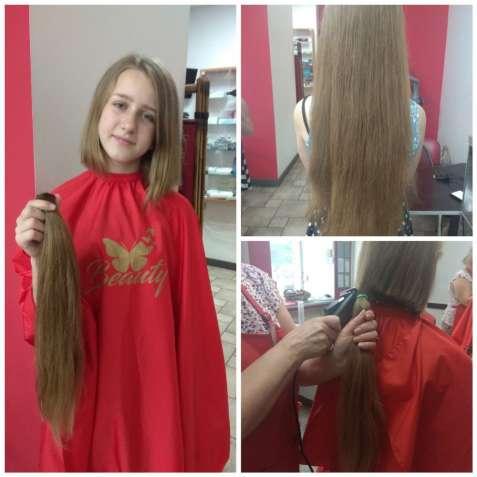 Хотите срезать длинные волосы?