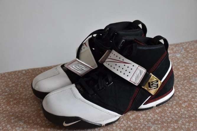 361907a0 Баскетбольные кроссовки ZOOM LEBRON 5 FEARLESS ...: 3 650 грн - Мода ...