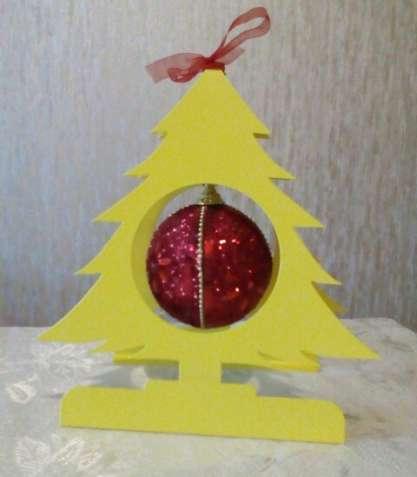 Новогодний оригинальный декор ПОДВЕСКА для елочной игрушки