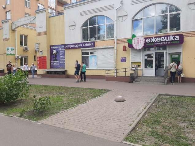 Без %% Продажа  помещения 170 кв.м.  1этаж ст.метро Черниговская