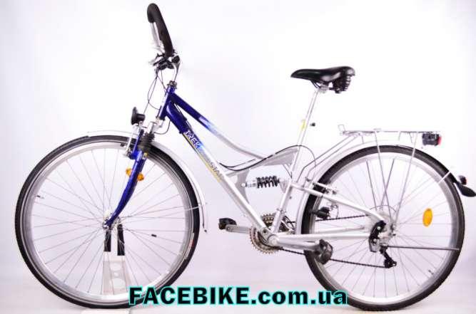БУ Городской велосипед Trekking-Гарантия,Документы-Акции,Скидки-30%