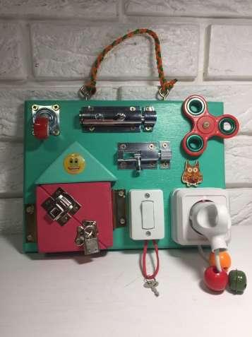 Бизиборд- планшет