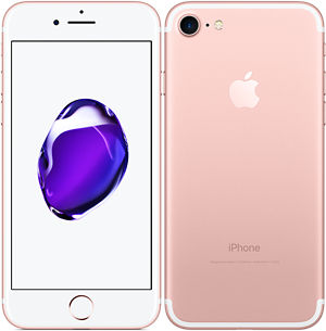 iPhone 7 128GB Rose Gold (Б/У)