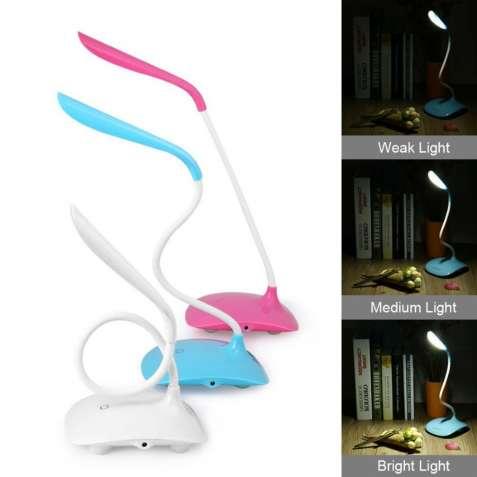 Лампа USB Fashion Style Desk Lamp HG-BL001 (сенсорная) LED