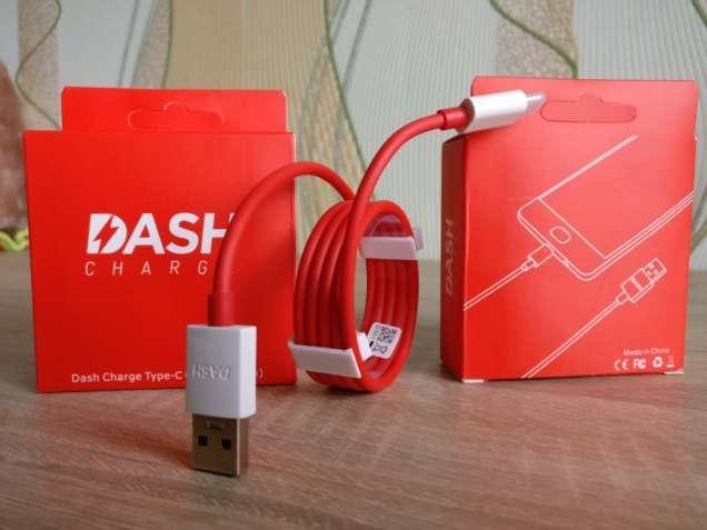 Кабель USB Type-C для OnePlus 3/3Т/5/5T/6/6T, Dash Charge, оригинал.