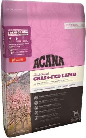 Acana Grass Fed Lamb 17 кг - гипоаллергенный корм для собак с ягненком