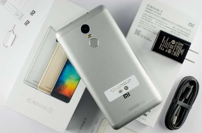 Xiaomi Redmi Note 3 на 2 сим карти оригинальний - изображение 2