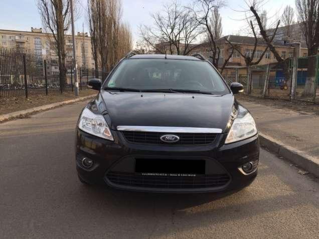 Аренда авто с правом выкупа. Автомобиль Ford Focus, 2009 года
