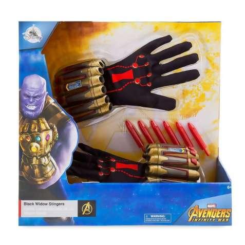 Интерактивные перчатки Marvel Avengers Black Window  от Дисней