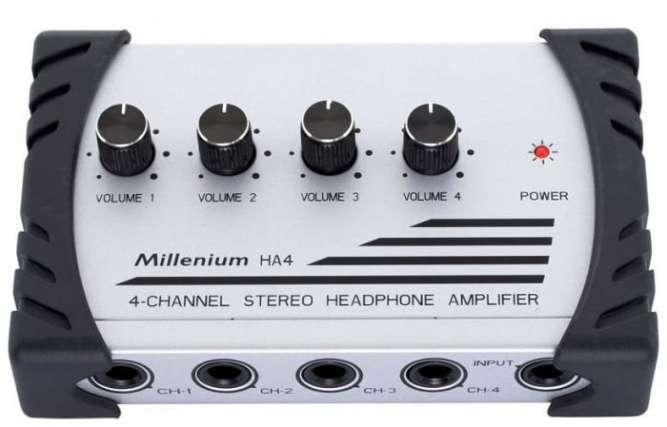 Стерео усилитель для наушников Millenium HA 4