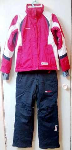 Женский горнолыжный костюм Dubin Рrotection