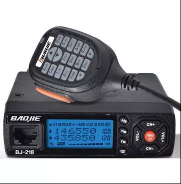 Автомобильная радиостанция Baojie BJ-218