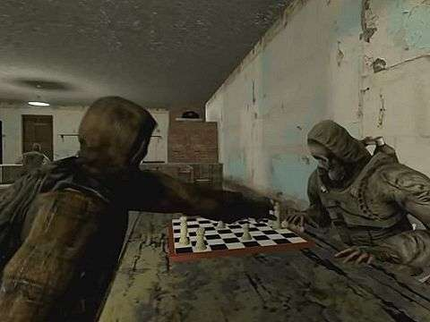 """Шашки и шахматы """"Чики-брики, и в дамки!"""""""