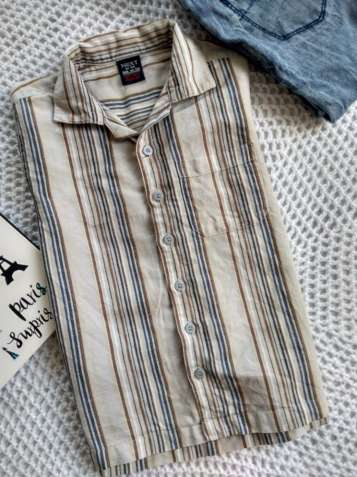 рубашка Next на 2-3 года