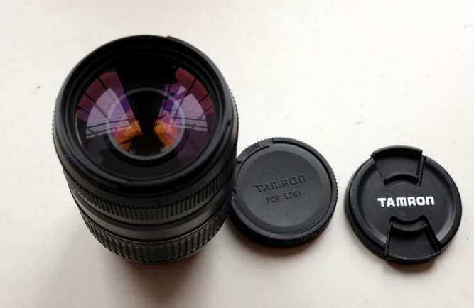 Продам Tamron_70-300 A17 для Sony alpha