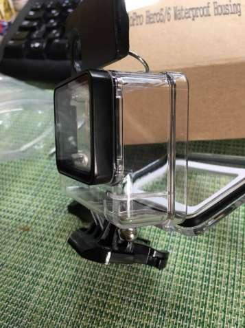 Новый Защитный аквабокс для GoPro 5,6,7 (крепления для камеры)