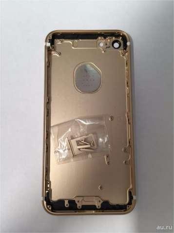Корпус Iphone 7 gold