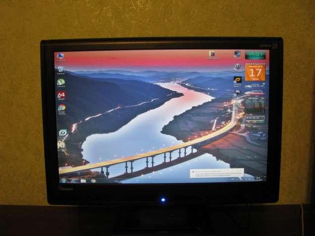 """Монитор 22"""" ViewSonic  optiquest Q2202wb"""