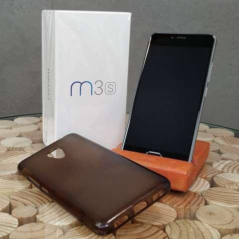 Смартфон Meizu m3S 16 Gb телефон Мейзу М3 с коробкой бу