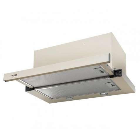 Кухонная витяжка VENTOLUX GARDA 60 (1000) EU вытяжка кухонна вбудована