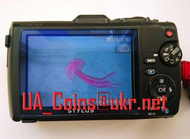 Компактный фотоаппарат Olympus TG-4