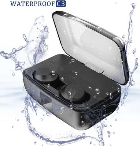 Беспроводные сенсорные наушники Touch Two C3!