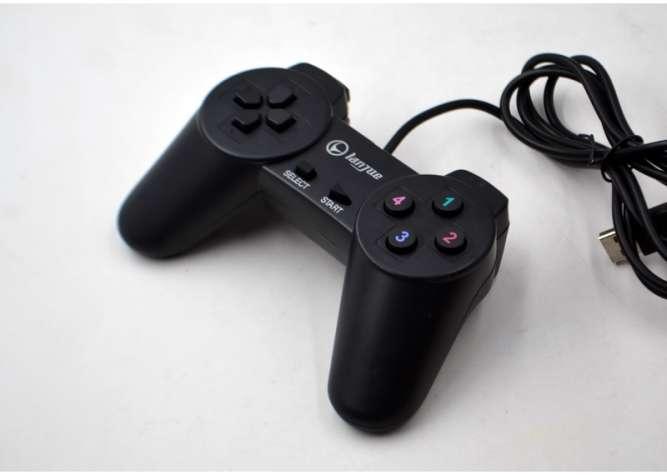 Джойстик (Gamepad) USB Lanjue L300 черный