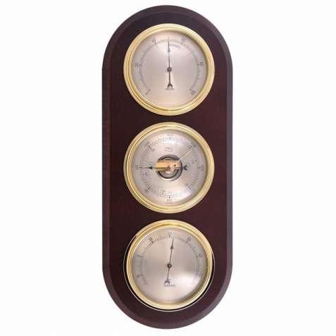 Метеостанция механика для дома, термометр комнатный, термогигрометр