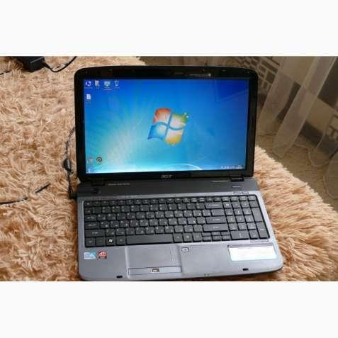 Надежный, игровой ноутбук Acer Aspire 5738ZG.