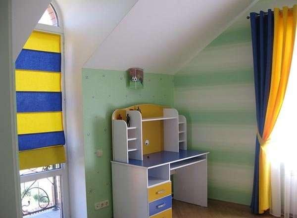 Шторы, жалюзи для детской комнаты