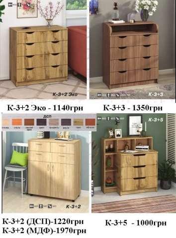 Комод для детской, спальни и зала - зображення 4