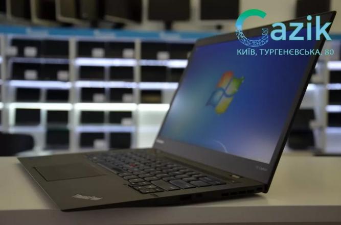 Ультрабук Lenovo x1 Carbon i7(3.3Ghz) 8Ram 256SSD TouchScreen! 10/10!
