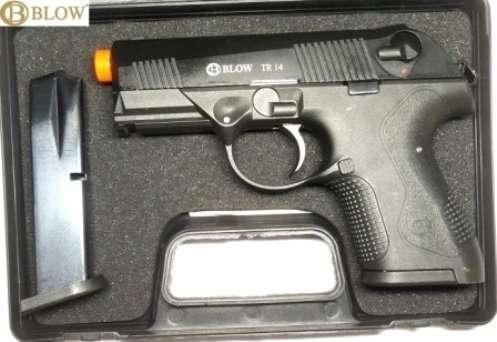 Стартовый пистолет Carrera RS30 ( Blow TR 14)+ магазин