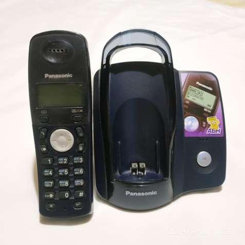 Радиотелефон Panasonic KX-TCD205UA, б/у, с АОН. Распродажа!!