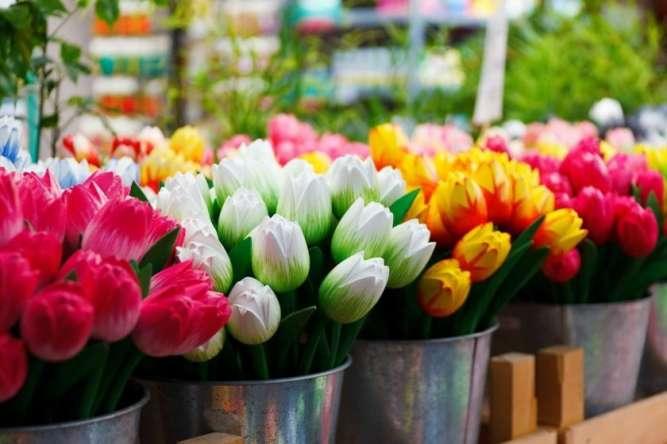 Вакансия работник в цветочном магазине в Польше
