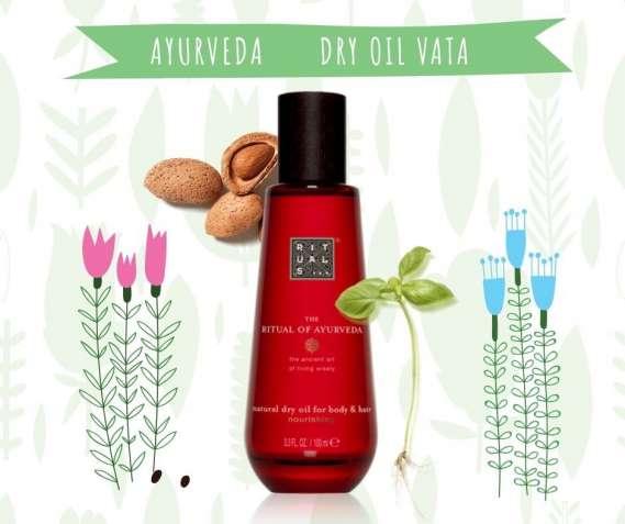 Сухое масло Rituals of Ayurveda. Body Oil. Производство Нидерланды.